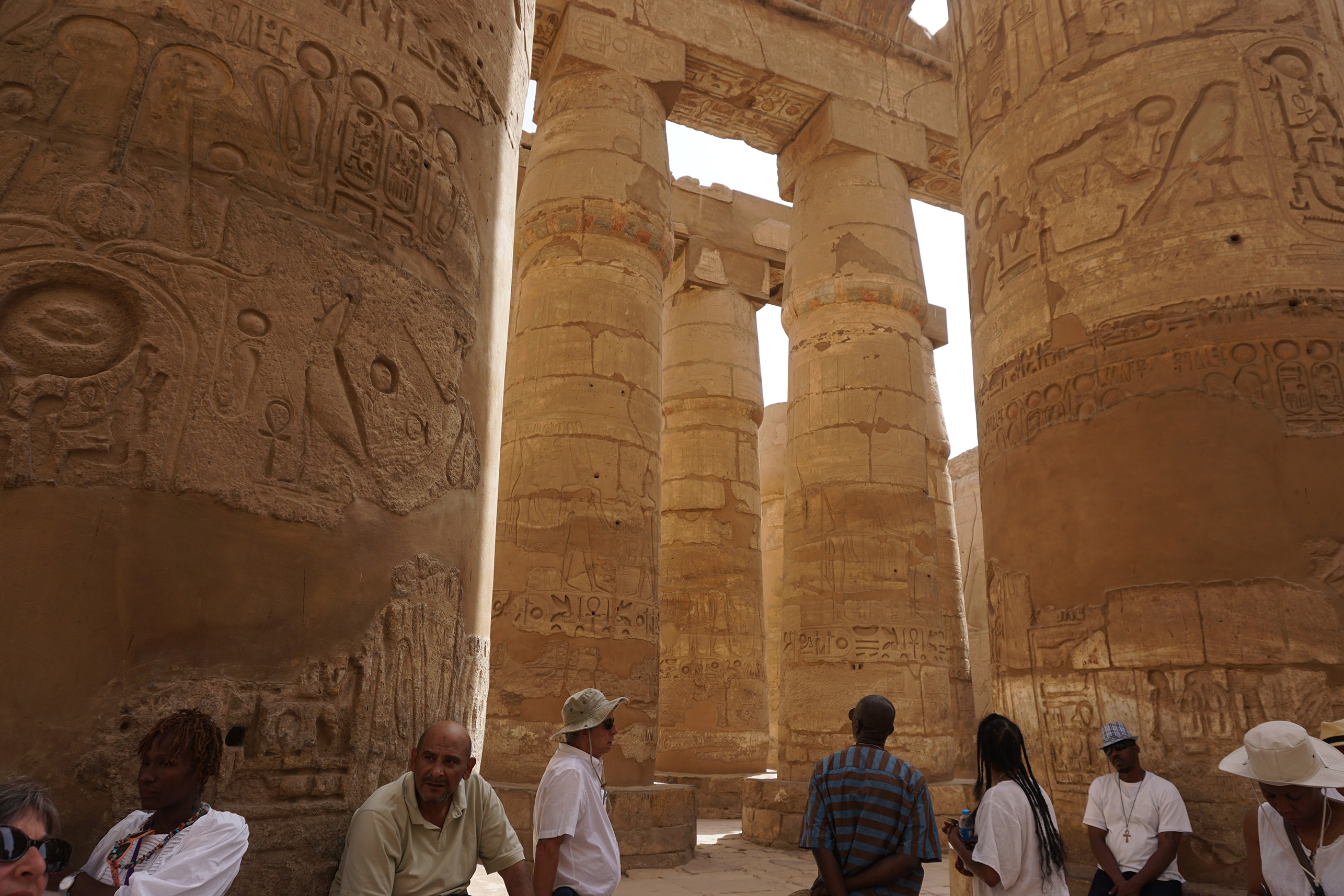 Pilgrimage to Kemet – Egyptian Yoga-Kemet University-Sema Institute